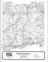 Map Image 003, Richland County 1987